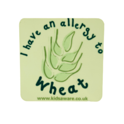 Wheat Allergy Magnets