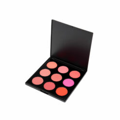 Hypoallegenic 9 Color Compact Blush