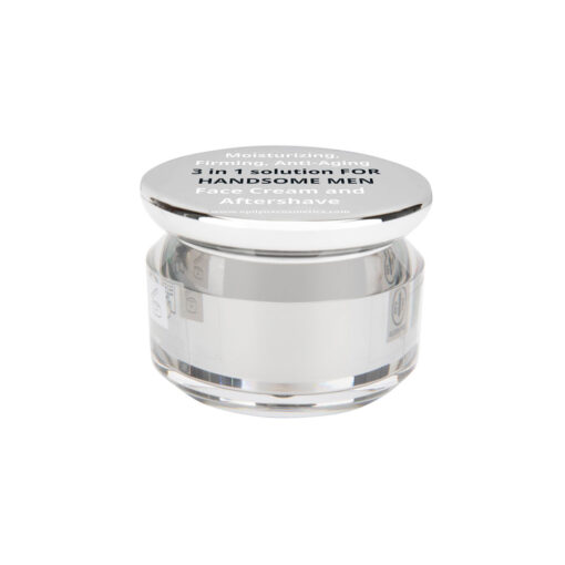 Epilynx 3-in-1 Solution for Men:Face Serum, Cream and Aftershave